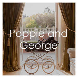 Poppie and George